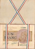 Chambre De Commerce De Paris - Un Franc - Monnaies & Billets