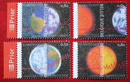 Klimatologie OBC N° 3278-3281 (Mi 3327-3330) 2004 POSTFRIS MNH ** BELGIE BELGIEN / BELGIUM - Belgium