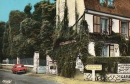 COYE LA FORET - Carrefour Des étangs ( Cpsm ) - Frankrijk