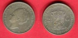 2 1/2 GULDEN ( KM 165)  TTB 22 - 2 1/2 Gulden