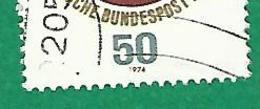* 1974 N° 436  LYCÉE DU CLOÎTRE DES FRÈRES   OBLITÉRÉ TB - [5] Berlin