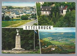 LU.- ETTELBRUCK. Auberge De Jeunesse. Monument Patton. Pont De La Sure.. - Ettelbruck