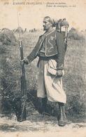 L'ARMEE FRANCAISE - N° 146 - ZOUAVE EN FACTION - Personnages