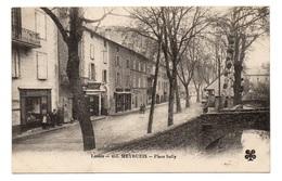Meyrueis Place Sully - Meyrueis