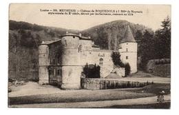 Meyrueis Château De Roquedols - Meyrueis