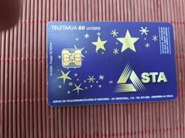 Phonecard Christmas Andorra  Used - Andorre
