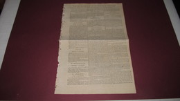 REVOLUTION FRANCAISE - ALLEMAGNE PRISE DE SPIRE / SPEYER - GENERAL CUSTINE  / GENERAL BIRON - 1792 - Newspapers - Before 1800