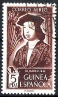 Guinea Española Nº 317 En Usado - Guinea Española