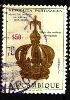 Mozambique,1967- Aparicoes De N^S^ Em Fatima. Cancelled NH - Mozambique