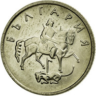 Monnaie, Bulgarie, 10 Stotinki, 1999, Sofia, SUP, Copper-Nickel-Zinc, KM:240 - Bulgarie