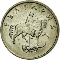 Monnaie, Bulgarie, 10 Stotinki, 1999, Sofia, SUP, Copper-Nickel-Zinc, KM:240 - Bulgaria