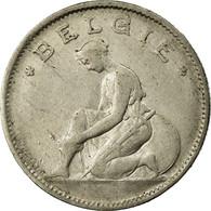 Monnaie, Belgique, Franc, 1928, TB+, Nickel, KM:90 - 1909-1934: Albert I