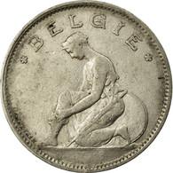 Monnaie, Belgique, Franc, 1928, TTB, Nickel, KM:90 - 1909-1934: Albert I