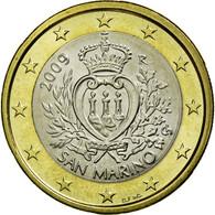 San Marino, Euro, 2009, SUP, Bi-Metallic, KM:485 - San Marino