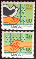 Macau Macao 1985 Youth Year MNH - Macao