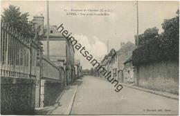 Leves - Vue Prise Grande Rue - Lèves
