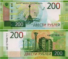 RUSSIA       200 Rublej       P-276       2017       UNC - Russia