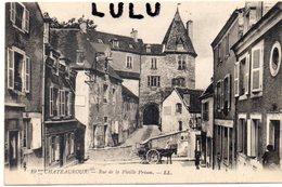 DEPT 36 : édit. L L N° 19 : Chateauroux Rue De La Vieille Prison - Chateauroux
