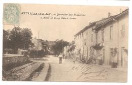 01 - NEUVILLE-SUR-AIN - Quartier Des Bosserons - France