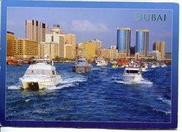 Emirats Arabes Unis- Dubaï-CP-Dubaï Creek - Emirati Arabi Uniti