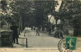 ESSONNE  JUVISY SUR ORGE  Avenue De L'hotel De Ville - Juvisy-sur-Orge
