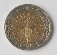2001 France, 2 Euro, Lot 0402 - France