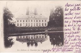 MERELBEKE  CHATEAU STEEVLIET 1902 - Merelbeke