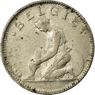 Monnaie, Belgique, 50 Centimes, 1923, TB+, Nickel, KM:88 - 1909-1934: Albert I