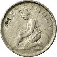 Monnaie, Belgique, 50 Centimes, 1922, TB+, Nickel, KM:87 - 1909-1934: Albert I