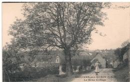 Cpa 77 Villiers Sur Morin Le Beau Cottage - Autres Communes