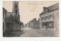 SAINT OUEN DES ALLEUX - LE BOURG - 35 - France