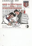 Bloc Lyonnais 1989 - Blocs & Feuillets