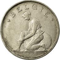 Monnaie, Belgique, Franc, 1923, TTB, Nickel, KM:90 - 1909-1934: Albert I