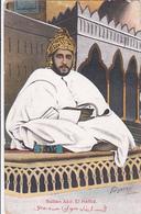 Sultan Abd. El Haffid  Signée Fulgoceni Tanger - Maroc