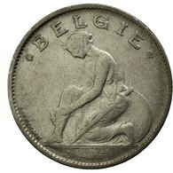 Monnaie, Belgique, Franc, 1922, TTB, Nickel, KM:90 - 1909-1934: Albert I