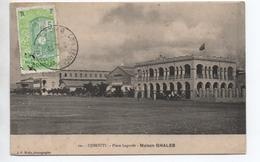 DJIBOUTI - LACE LAGARDE - MAISON GHALEB - Gibuti