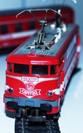 TRAIN ELECTRIQUE HO  JOUEF – LE CAPITOLE – Années 70/71 - Locomotives