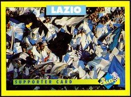 FOOTBALL - MERLIN CALCIO '93 - LAZIO - SPECIAL - LAZIO SUPPORTER - CARD N. 46 - Calcio
