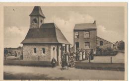 Banneux - La Chapelle Et La Maison Beco - De Kapel En Huis Beco - Phototypie A. Dohmen - Sprimont