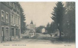 Vielsalm - Entrée De La Ville - Edit. Baccus - Vielsalm