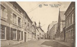 Thuin - Poste, Grand'Rue - Ville Haute - ALbert - Edit. L. Willame - Thuin