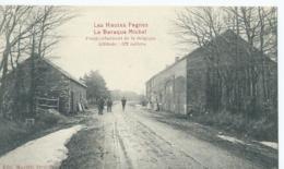 Les Hautes Fagnes - La Baraque Michel - Point Culminant De La Belgique - Edit. Wayaffe Trois-Pont - 1909 - Jalhay