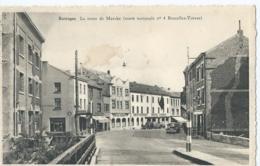 """Bastenaken - Bastogne - La Route De Marche (route Nationale No 4 Bruxelles-Trèves) - Les Editions """"Arduenna"""" - Bastogne"""