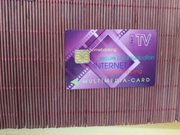 Multimedia -Card ODS Landis & Gyr Company 2 Scans Rare - Origine Inconnue