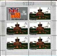 74474) NIUE 1977 Giubileo D'argento-MNH** - Niue