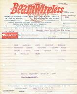 1930 AUSTRALIE - SIDNEY To LIEGE(BELGIUM)  BEAMWIRELESS - AMALGAMATED WIRELESS (AUSTRALASIA) - TELEGRAM - Briefe U. Dokumente
