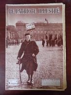Le Patriote Illustré N° 43  Gouffre De La Pierre Saint-Martin - Bruxelles Au XVè Siècle - Dick Pope... - Informations Générales