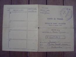 Carte Du STO. - Documents