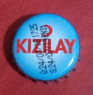 Soda / Mineral Water Bottle Cap: KIZILAY [Red Crescent], 2018, Turkey - Soda