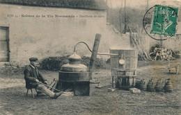 H238 - 14 - Scènes De La Vie Normande - Distillerie De Cidre - Sin Clasificación